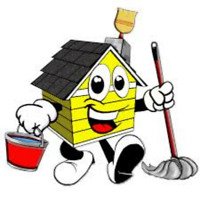 House cleaning inside or outside or vehicle cleaning