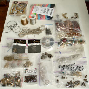 Jewellery Supplies Craft, Findings  Lot Jewelry