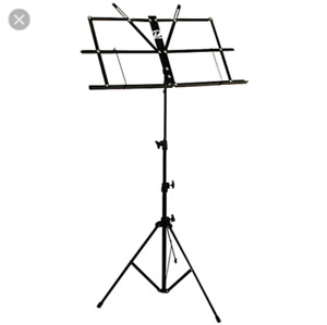 Profile sheet music stand brand new with bag $20