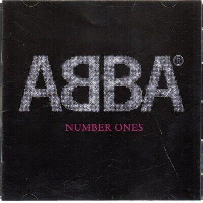 ABBA --Number Ones-- CD w/18 Trks