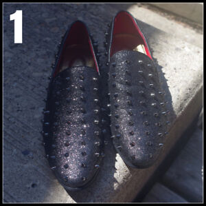 Men Brand-New shoes/Spikes/Fashion