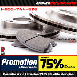 ▀ Acura RSX • Premium Brake Pads and Rotors ▀ Freins • Disques