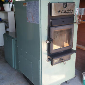 Caddy Wood Burning Furnace
