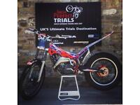 2013 BETA EVO 300 **GOOD CONDITION** USED TRIALS BIKE