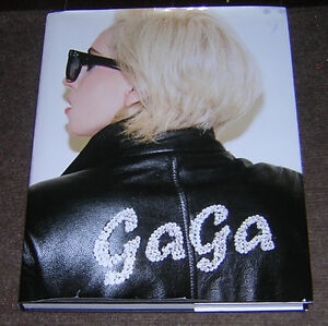HUGH LADY GA GA BOOK MORE THEN 450 PICTURES 300 PAGES