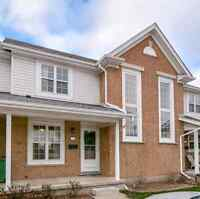 Townhouse with Walkout Basement and Greenspace!