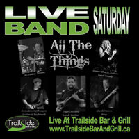 Live Band Saturday - Trailside presents All The Things