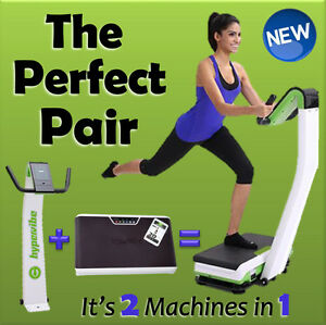 HyperVibe G14 whole body vibration machine Cambridge Kitchener Area image 10