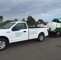 landscaping services, hydro seeding