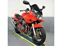 2001 Suzuki GSF 600 Bandit S 17k ,all original all round great bike