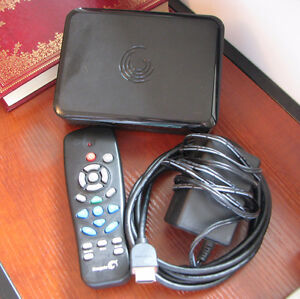 Seagate GoFlex TV Media Player c/w  with HDMI cable and Remote