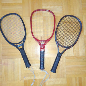 RACQUETBALL RACKETS Racketball Racquets OAKVILLE indoor Sports club 8 LIGHTLY USED