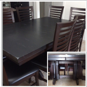 Solid Maple Table (Rarely Used)