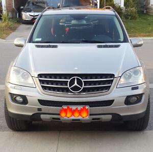 2008 Mercedes  ML 320 CDI 4MATIC / Navigation