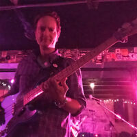 Hi there, GTA, Central Canada-Based Bassist Available!