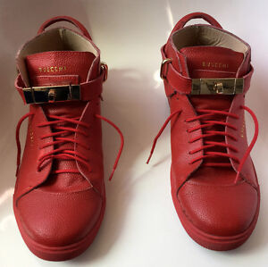 Buscemi sneakers for sale.