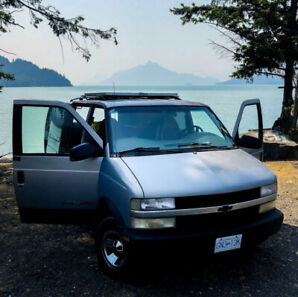 Chevy Astro Adventure Van REDUCED FOR QUICK SALE