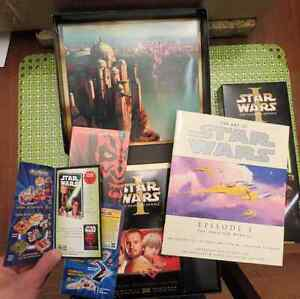 STAR WARS COLLECTOR VHS TAPES Kitchener / Waterloo Kitchener Area image 4