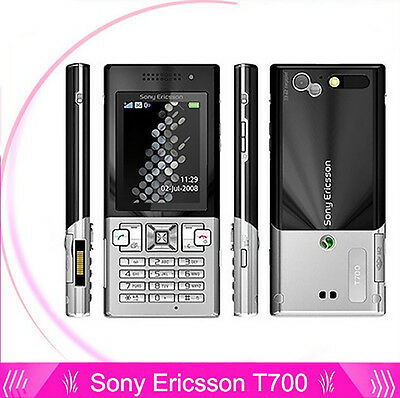 (Sony Ericsson T700 T700i Original(Unlocked)Cell Phone 3G Bluetooth Email FM Mp3)