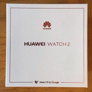 Huawei Watch 2. BNIB, Unopened