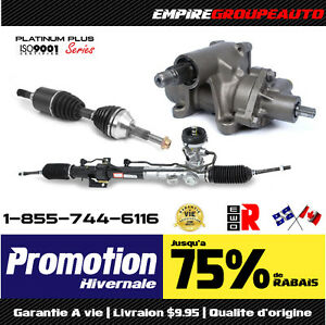 ► Crémaillère ► Rack and Pinion ► Pontiac (Price list included)