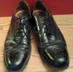 "Man's ""Leather Shoes"" & ""Leather Boots"" for sale"