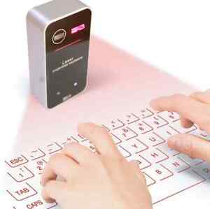 Brand New Bluetooth Laser Projection Keyboard
