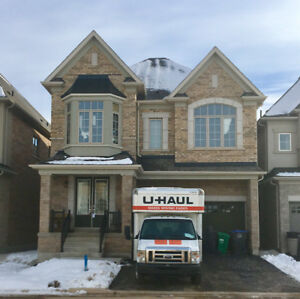 4 Bdrm Detached House for Rent - Brampton (Queen/Mississauga rd)