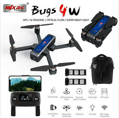 MJX Bugs 4W Brushless GPS RC D...