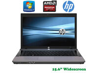 GAMING HP Probook Gaming Laptop - AMD CPU II with AMD Radeon HD Graphics - Win7 64Bit