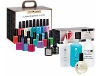 CND Shellac Superior Service System kit new