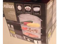 ALMOST NEW Food Steamer