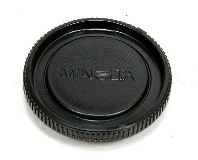 Minolta MD Camera Body Cap For SRT, XD, XG, X700, XK, XE for 35mm Film Cameras for sale  Dunedin