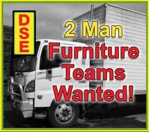 2 Man Furniture Teams