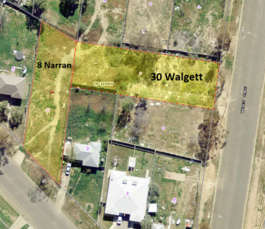 Cheap Property Vacant Residential Land - Brewarrina NSW