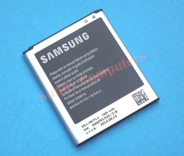 New Original Genuine Battery EB-L1M7FLU For Samsung Galaxy Trend Plus GT-S7580L
