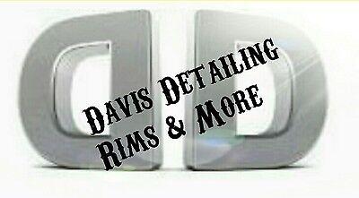 Davis Detailing Rims and More