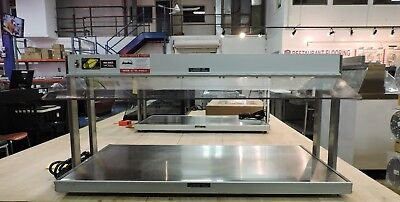Hatco Grbw-36 Commercial Glo-ray Countertop Buffet Warmer