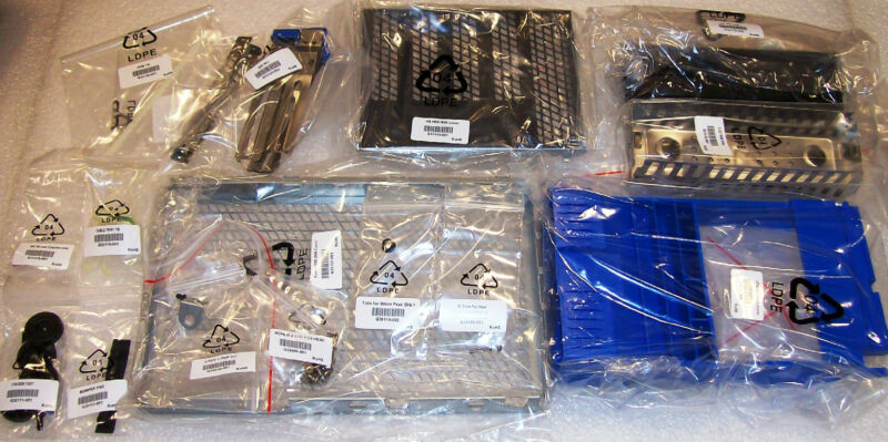 Intel FUPMMSK Chassis Mechnical Maintenance Kit For Intel Server Chassis P4000M
