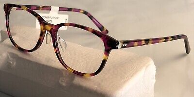 Wop68 Women's/teens eyeglasses Frame Prescription Purple/Tortoise (Women Prescription Glasses)