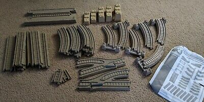 Thomas & Friends Train TrackMaster Deluxe Expansion Track Pack 40 Pieces 64014