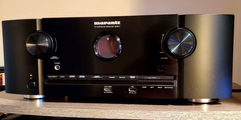 Marantz SR5011 7.2 Channel 100W Audio/Video Receiver