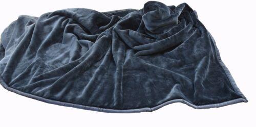 4kg Heavyweight Thick Korean Style Faux Mink Blanket Oversiz