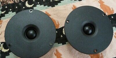 ProAc soft dome tweeters ScanSpeak D2008/851100