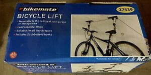 Bikemate Bicycle Lift/Bike Holder for Ceiling