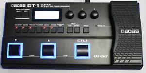 Boss GT-1 Guitar Effects Pedal - As New Nerang Gold Coast West Preview