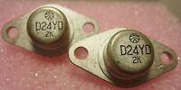 2sd24yd Transistor To-3 D24yd (lote De 2) -  - ebay.es