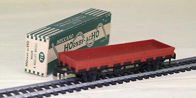 CA-017-18 -- Hornby Acho -- Wagon tombereau à ridelles basses référence 718
