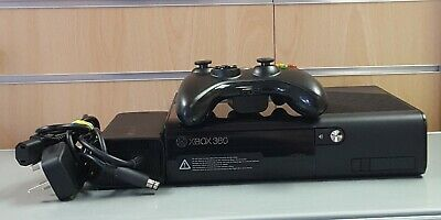 (SO4) Microsoft Xbox 360E 500GB, Controller and Leads