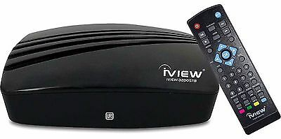 IVIEW-3200STB Multimedia Converter Box. Digital to Analog,with Recording